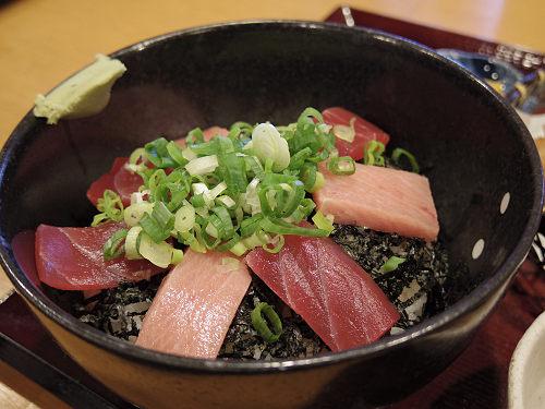 リーズナブルで美味!まぐろ料理専門店『浅野屋』@五條市