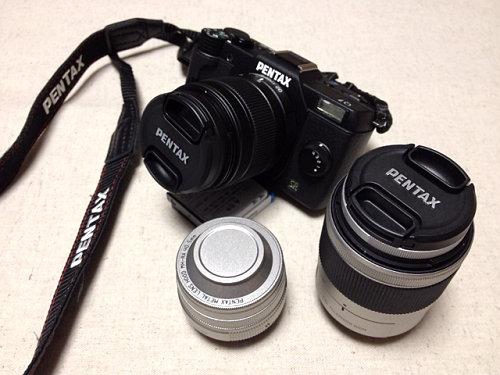 【写真】ミラーレス一眼カメラ『PENTAX Q7』試し撮り