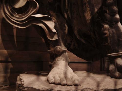 【写真】東大寺二月堂の夕暮れ-18
