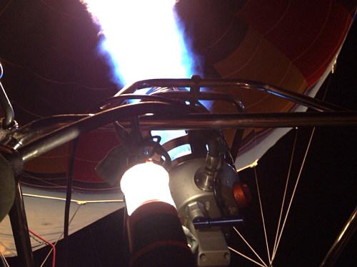 『熱気球に乗って光の地上絵を見よう!』@飛鳥光の回廊-20