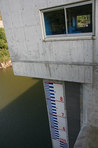奈良県のダム『岩井川ダム』@奈良市-04