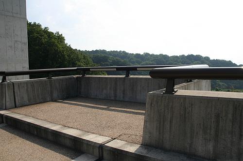 奈良県のダム『岩井川ダム』@奈良市-08