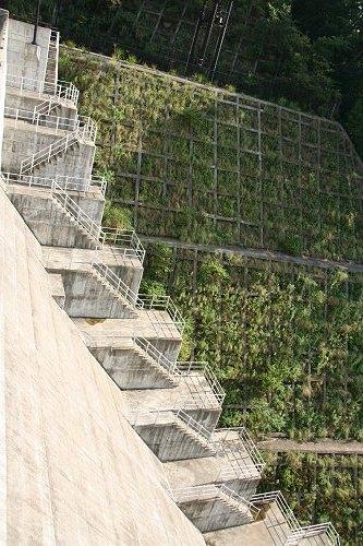 奈良県のダム『岩井川ダム』@奈良市-10