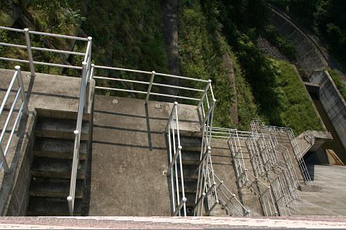 奈良県のダム『岩井川ダム』@奈良市-11