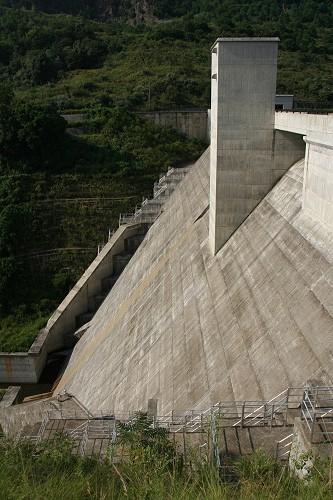 奈良県のダム『岩井川ダム』@奈良市-13
