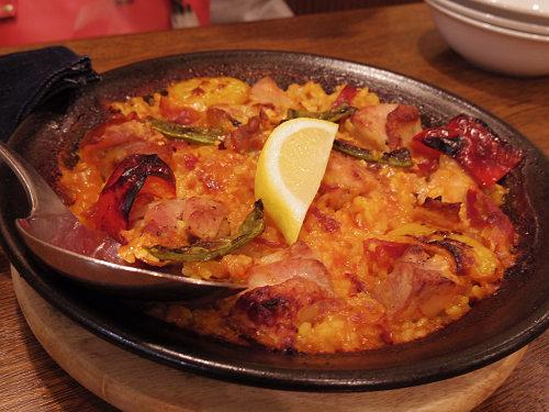 スペイン料理 おさかなバル Gentry@奈良きたまち-08