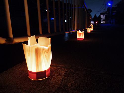 紅葉ライトアップ『等彌神社』@桜井市-02