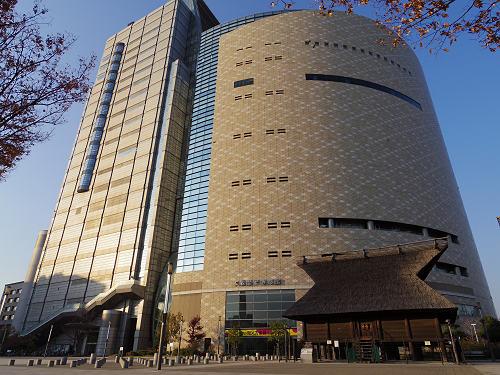 『大阪歴史博物館』と『難波宮跡』@大阪-01