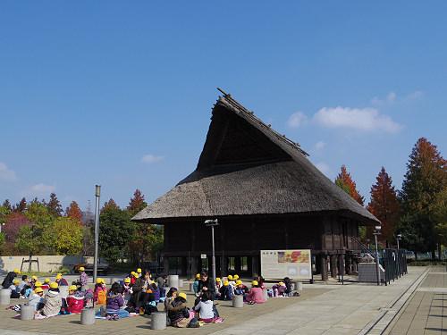 『大阪歴史博物館』と『難波宮跡』@大阪-02