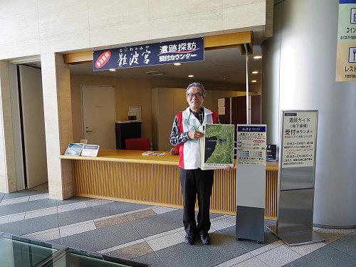 『大阪歴史博物館』と『難波宮跡』@大阪-07