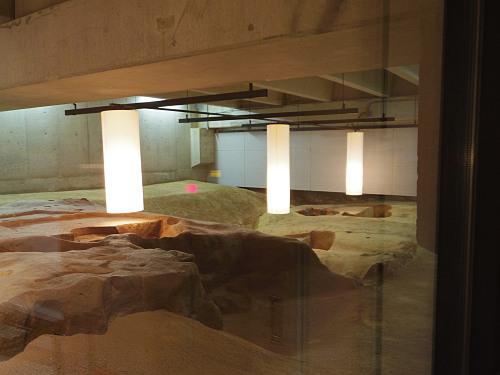 『大阪歴史博物館』と『難波宮跡』@大阪-13