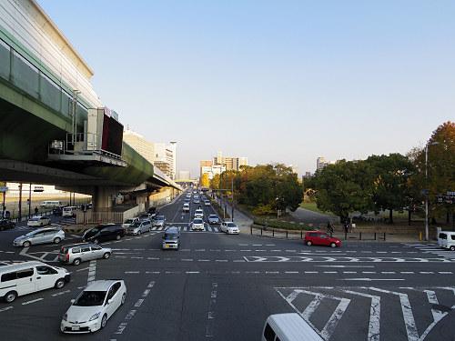 『大阪歴史博物館』と『難波宮跡』@大阪-19