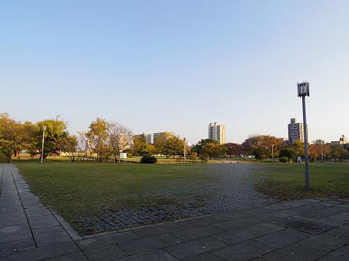 『大阪歴史博物館』と『難波宮跡』@大阪-21