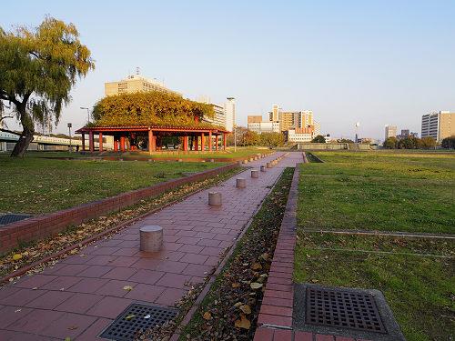 『大阪歴史博物館』と『難波宮跡』@大阪-22