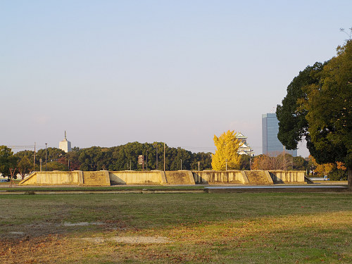 『大阪歴史博物館』と『難波宮跡』@大阪-24