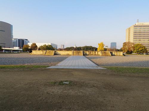 『大阪歴史博物館』と『難波宮跡』@大阪-25