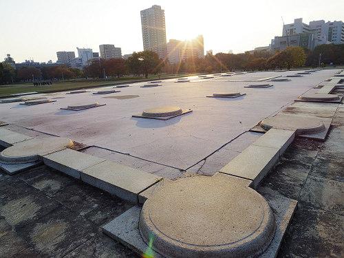 大阪にあった首都『大阪歴史博物館』と『難波宮跡』