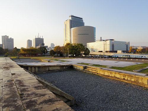 『大阪歴史博物館』と『難波宮跡』@大阪-28