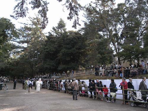 春日若宮おん祭「お渡り式」2012年-02