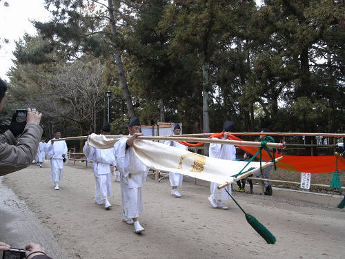 春日若宮おん祭「お渡り式」2012年-09
