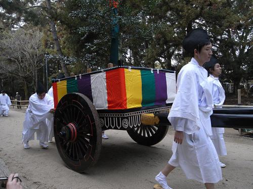 春日若宮おん祭「お渡り式」2012年-10