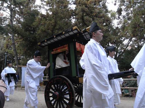 春日若宮おん祭「お渡り式」2012年-11