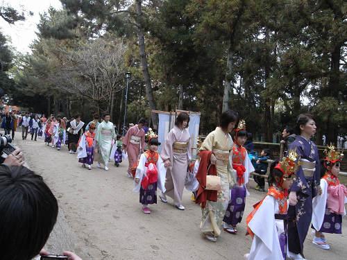 春日若宮おん祭「お渡り式」2012年-12