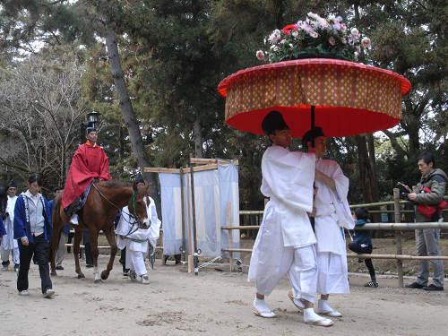 春日若宮おん祭「お渡り式」2012年-14