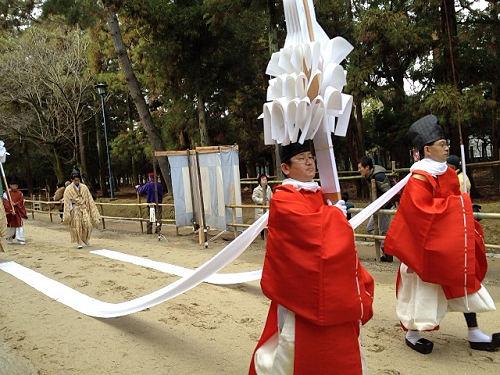 春日若宮おん祭「お渡り式」2012年-16