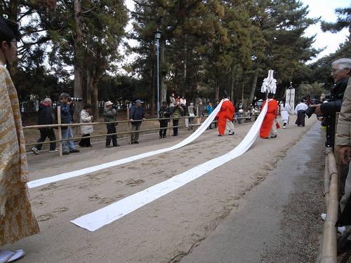 春日若宮おん祭「お渡り式」2012年-17