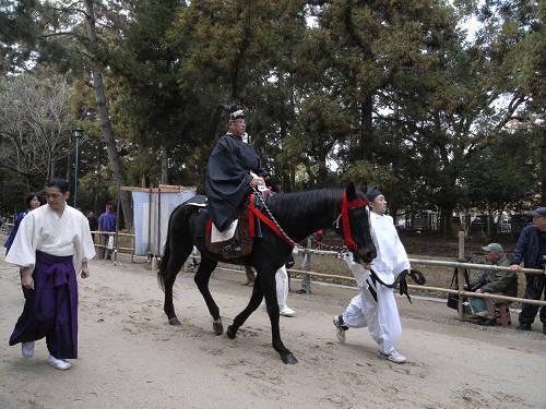 春日若宮おん祭「お渡り式」2012年-19