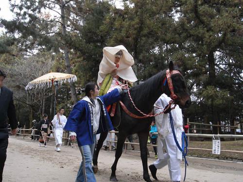 春日若宮おん祭「お渡り式」2012年-20