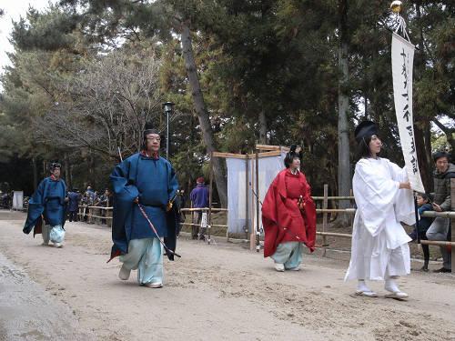 春日若宮おん祭「お渡り式」2012年-23