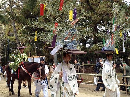 春日若宮おん祭『お渡り式』レポート@春日大社