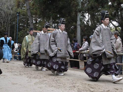春日若宮おん祭「お渡り式」2012年-29