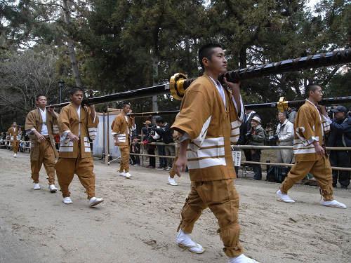 春日若宮おん祭「お渡り式」2012年-34