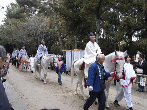 春日若宮おん祭「お渡り式」2012年-36