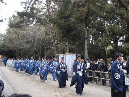 春日若宮おん祭「お渡り式」2012年-37