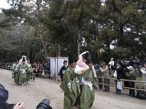 春日若宮おん祭「お渡り式」2012年-38