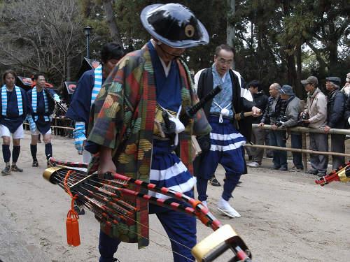 春日若宮おん祭「お渡り式」2012年-40