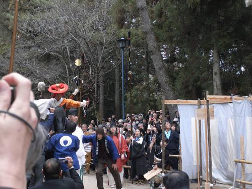 春日若宮おん祭「お渡り式」2012年-46