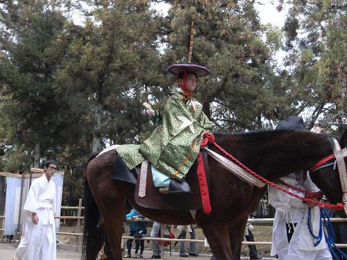 春日若宮おん祭「お渡り式」2012年-51