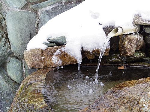 【写真】洞川の冬の初めの雪景色@天川村-07