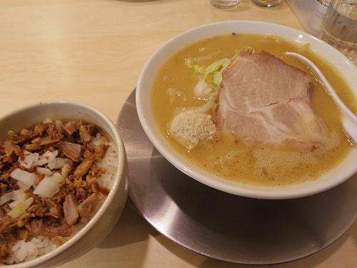 ラーメン『麺場 力皇』@天理市-08