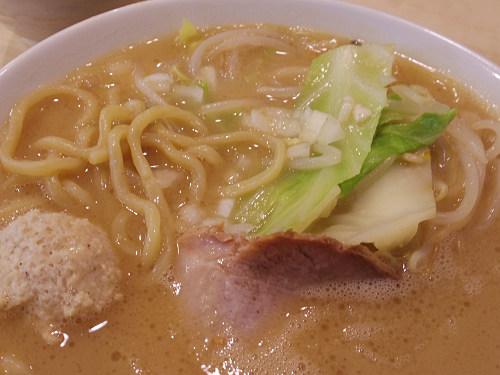 ラーメン『麺場 力皇』@天理市-09