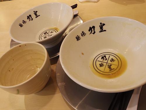 ラーメン『麺場 力皇』@天理市-10
