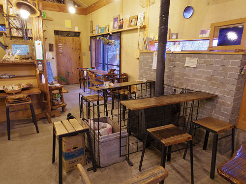 自家製天然酵母パンとケーキの店『樸木』@安堵町-05