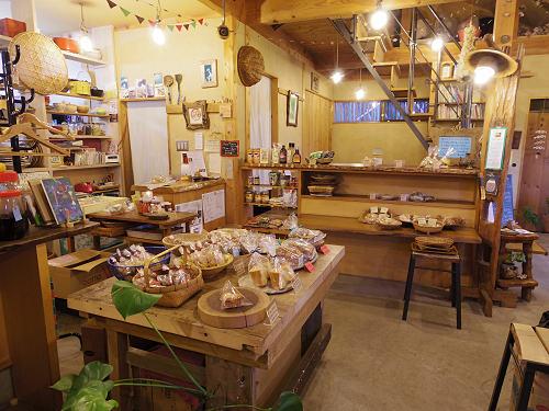 自家製天然酵母パンとケーキの店『樸木』@安堵町-06