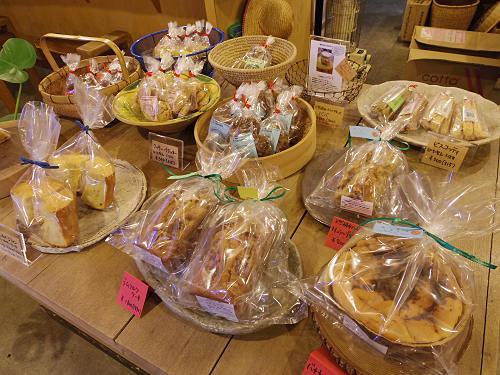 自家製天然酵母パンとケーキの店『樸木』@安堵町-11