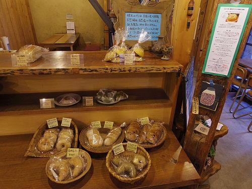 自家製天然酵母パンとケーキの店『樸木』@安堵町-12